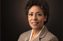 Retired Navy Admiral Michelle Howard