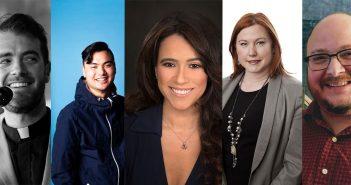 Five panelists