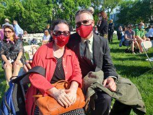 Lori and Tim Considine