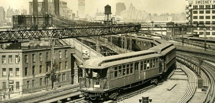 Last Elevated Train to Brooklyn
