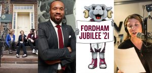 Virtual Jubilee Events Capture the Spirit of Community at Fordham