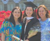 At Commencement, Celebrating a Five-Generation Fordham Legacy