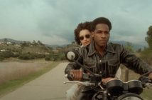 """A still image from the video for Leon Bridges' """"Motorbike"""""""