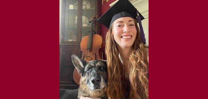 Lilly Fellowship Winner Miriam Ambrosino