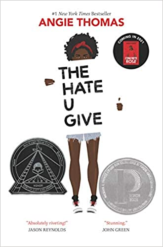 "Image of the novel ""The Hate u Give"""