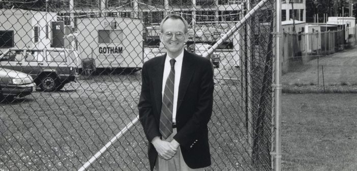 James P. McCabe, Who Revolutionized the Fordham Library System, Dies at 84