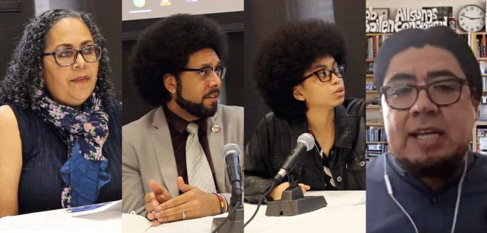 Fordham Panelists Explore Latin American Roots and How to Define Themselves